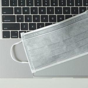 Rouška na klávesnici