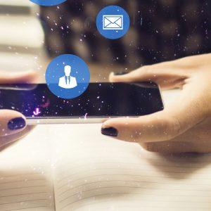 komunikace na sociálních sítích